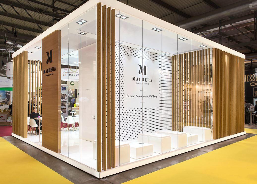 Exhibition Stand Design Gallery : Exhibition stand caseificio maldera picture gallery at