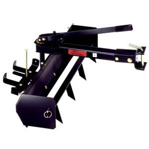 Brinly Hardy 38 In Sleeve Hitch Tow Behind Box Scraper Bs 38bh The Home Depot Tractor Implements Garden Tractor Attachments Scraper