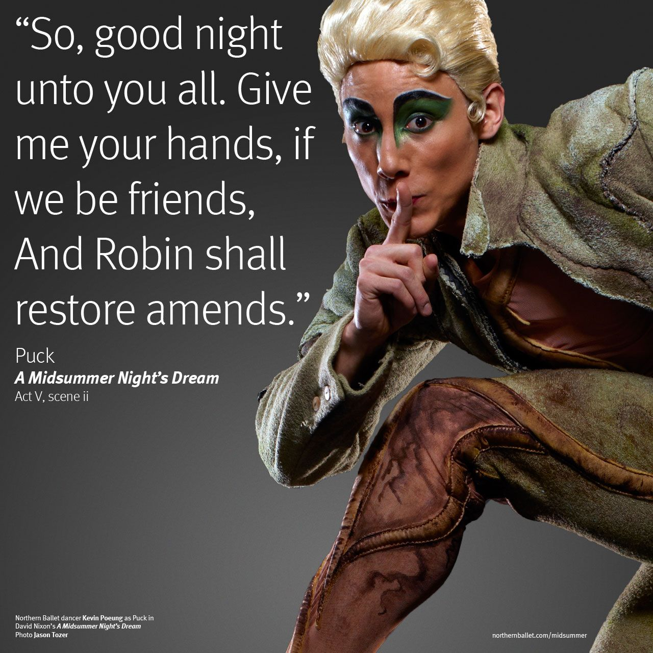 A Midsummer Night S Dream Quotes