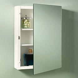 "Kids / Basement Bathroom, Jensen Topsider 16"" x 26"" Surface Mount Medicine Cabinet, wayfair.ca"