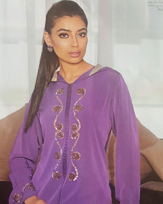 Parrution magazine Nissaa #jellabba #morroccandress #traditional ...