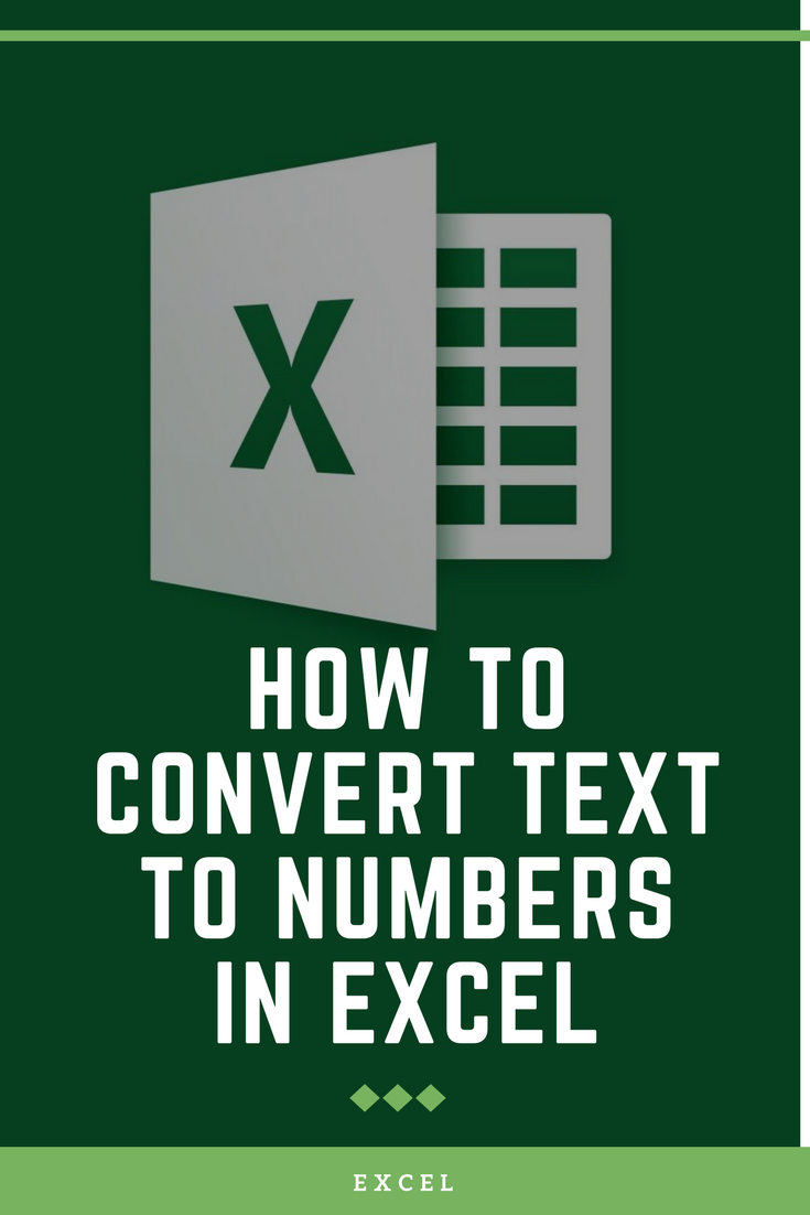 Convert Numbers Stored As Text To Numbers Excel Semicolon Text