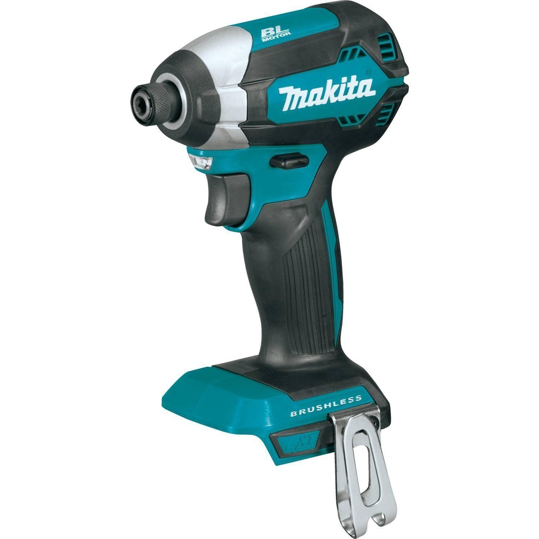 Makita Xdt13z 18v Lxt Lithium Ion Brushless Cordless Impact Driver Tool Only Impact Driver Makita
