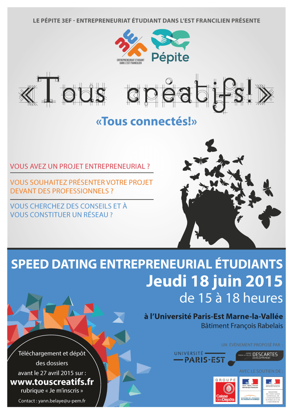 Speed Dating dans le 06
