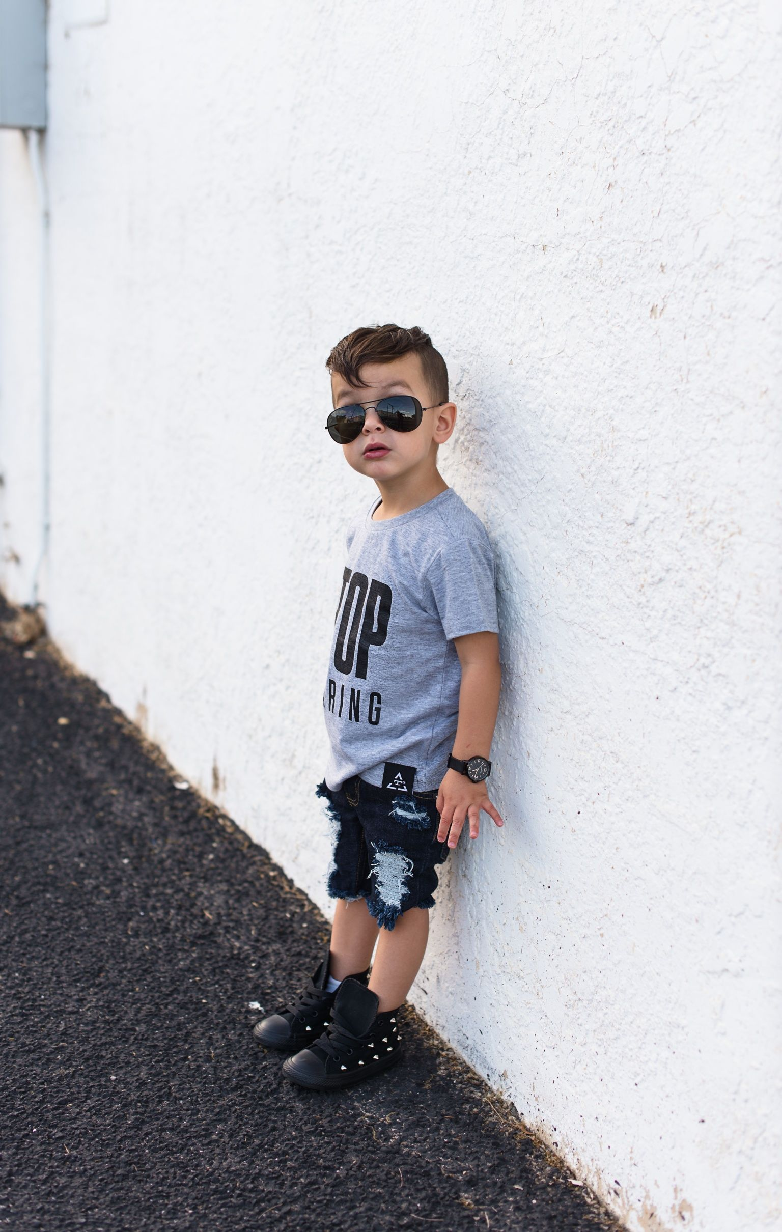 Fashion Toddler Boys Clothes Inspiration Cool Edgy Haircut Hairstyle