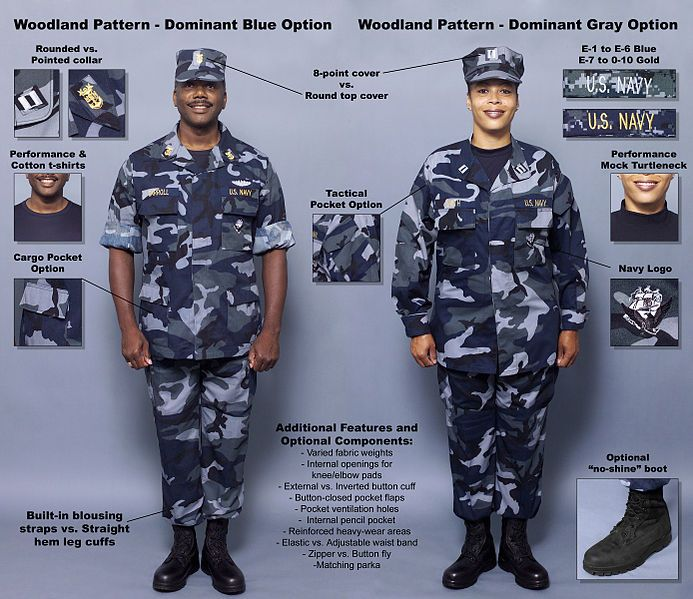 U.S. Navy battle dress uniform colors | Hello navy ... - photo#12