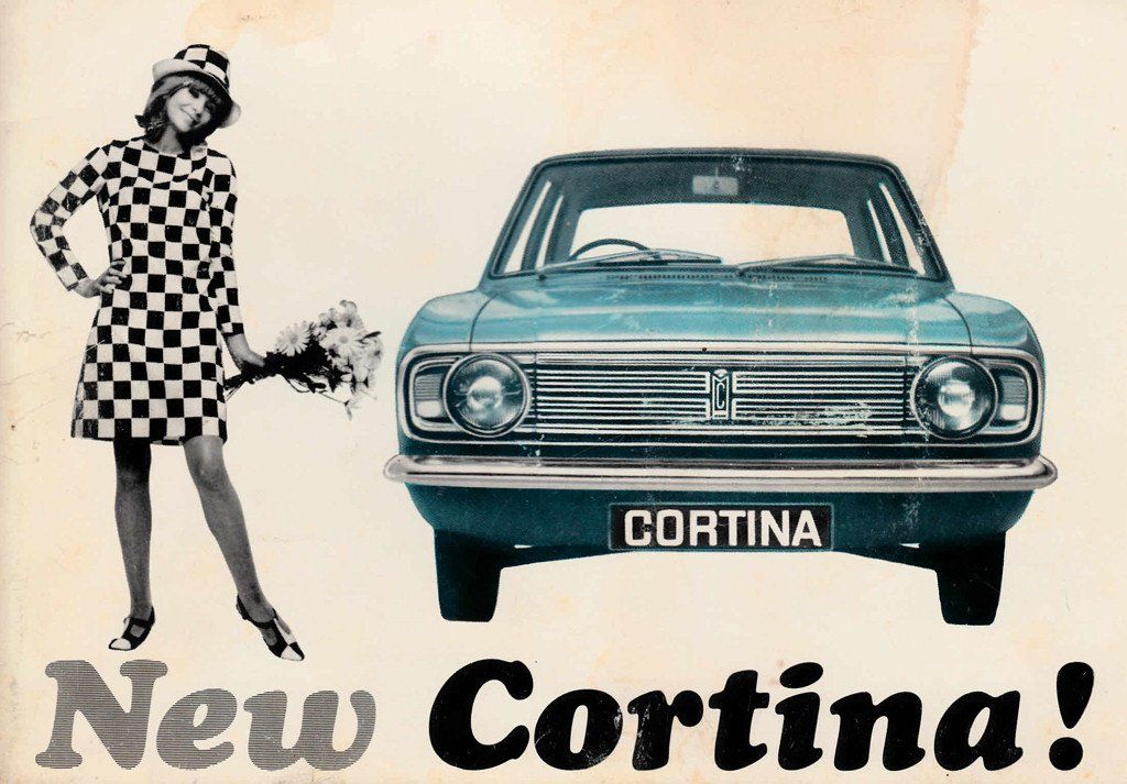 1969 Tweets On Car Ads Ford Car Ford