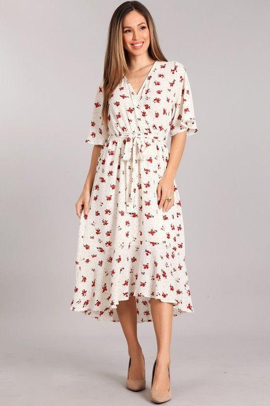 1ce12bd0797 Chelsey Grid Dress in 2019