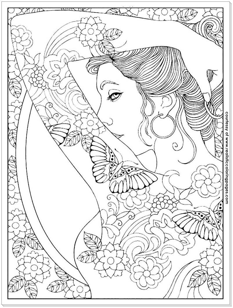 Body Art tattoo designs coloring pages | Adult coloring pages ...