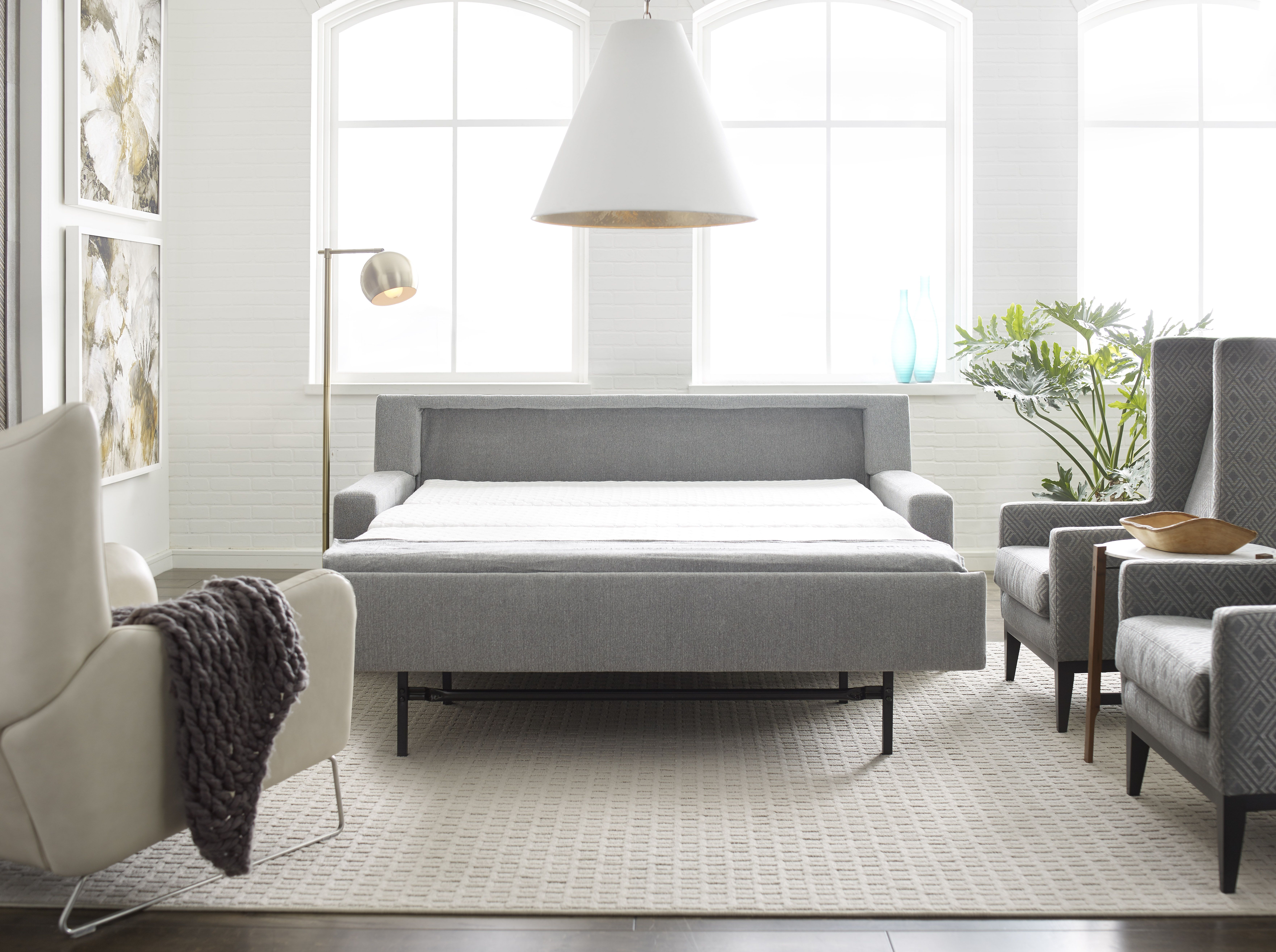 Bryson Comfort Sleeper by American Leather Comfort
