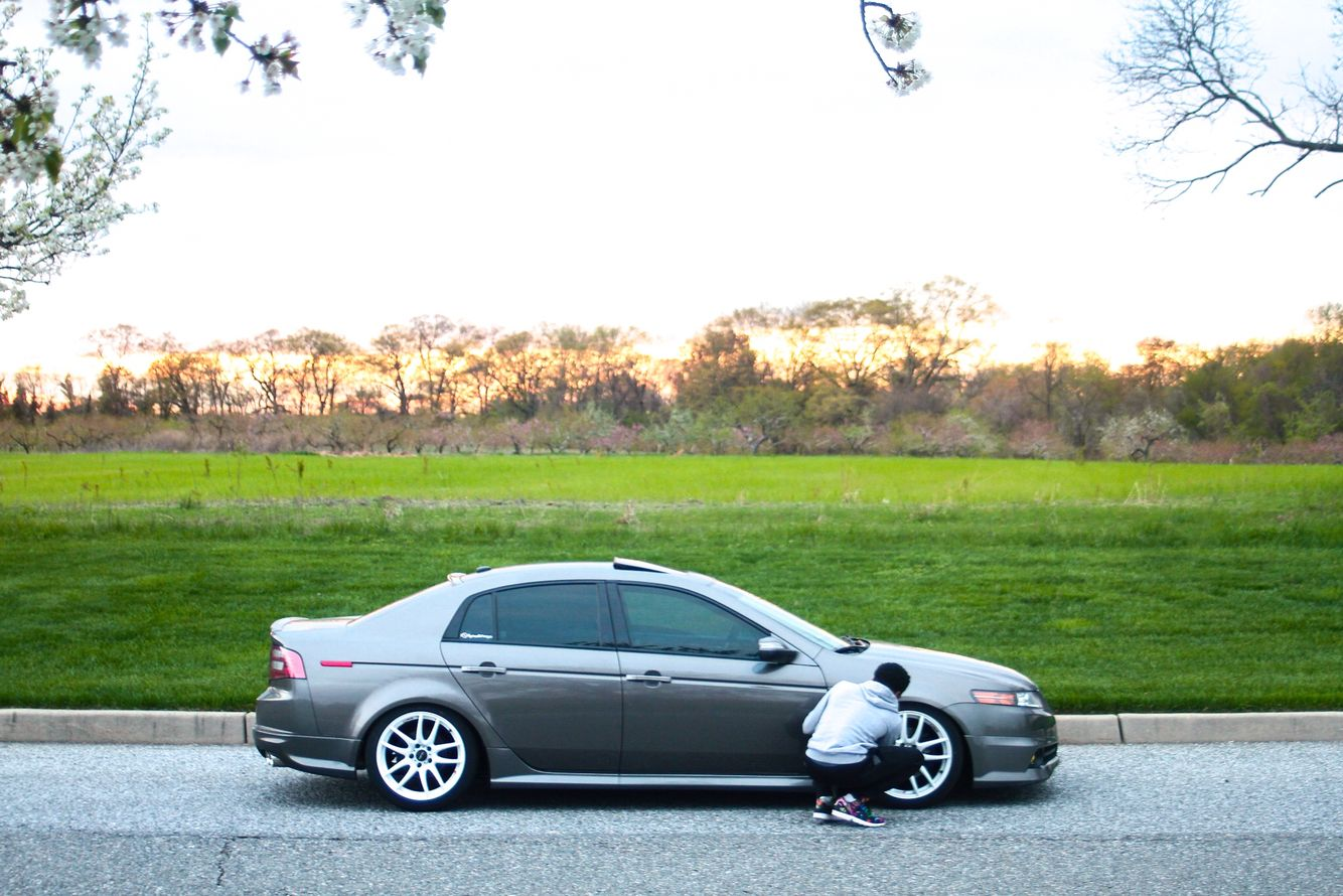 Doing what you love #acura #tl #types #low #slammed #modded #car ...