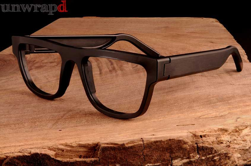 d180b26d23f unwrapd  EXOvault Kingsland Eyeglass Frames. Aluminum. Preorder for  250.