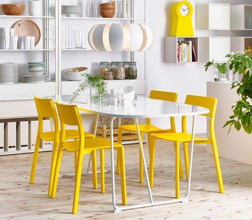 mesa de comedor ikea   deco casa   Pinterest   Mesas de comedor ikea ...