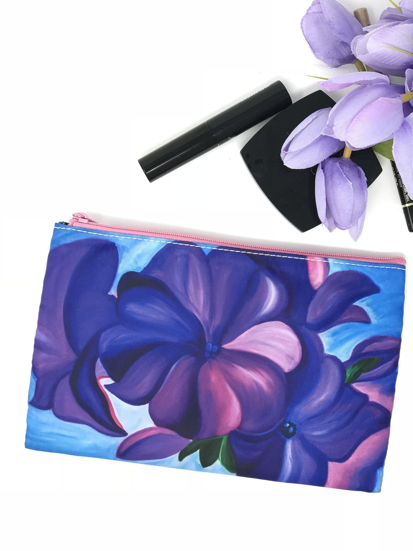 Cosmetic Makeup Bag Handbag Multi Use Purse Organizer
