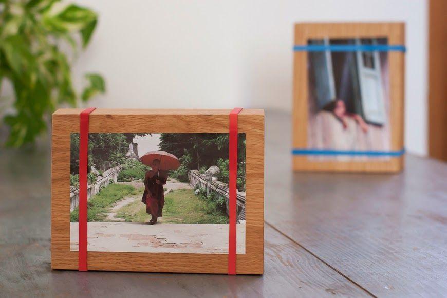 Nuevos y originales marcos de fotos por... Mr. Simon Estudio ...