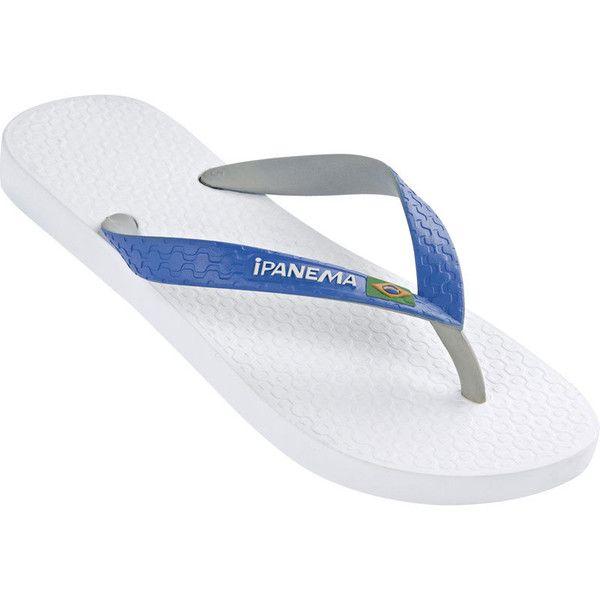 Ipanema Flip-flops - Brazil Bicolor