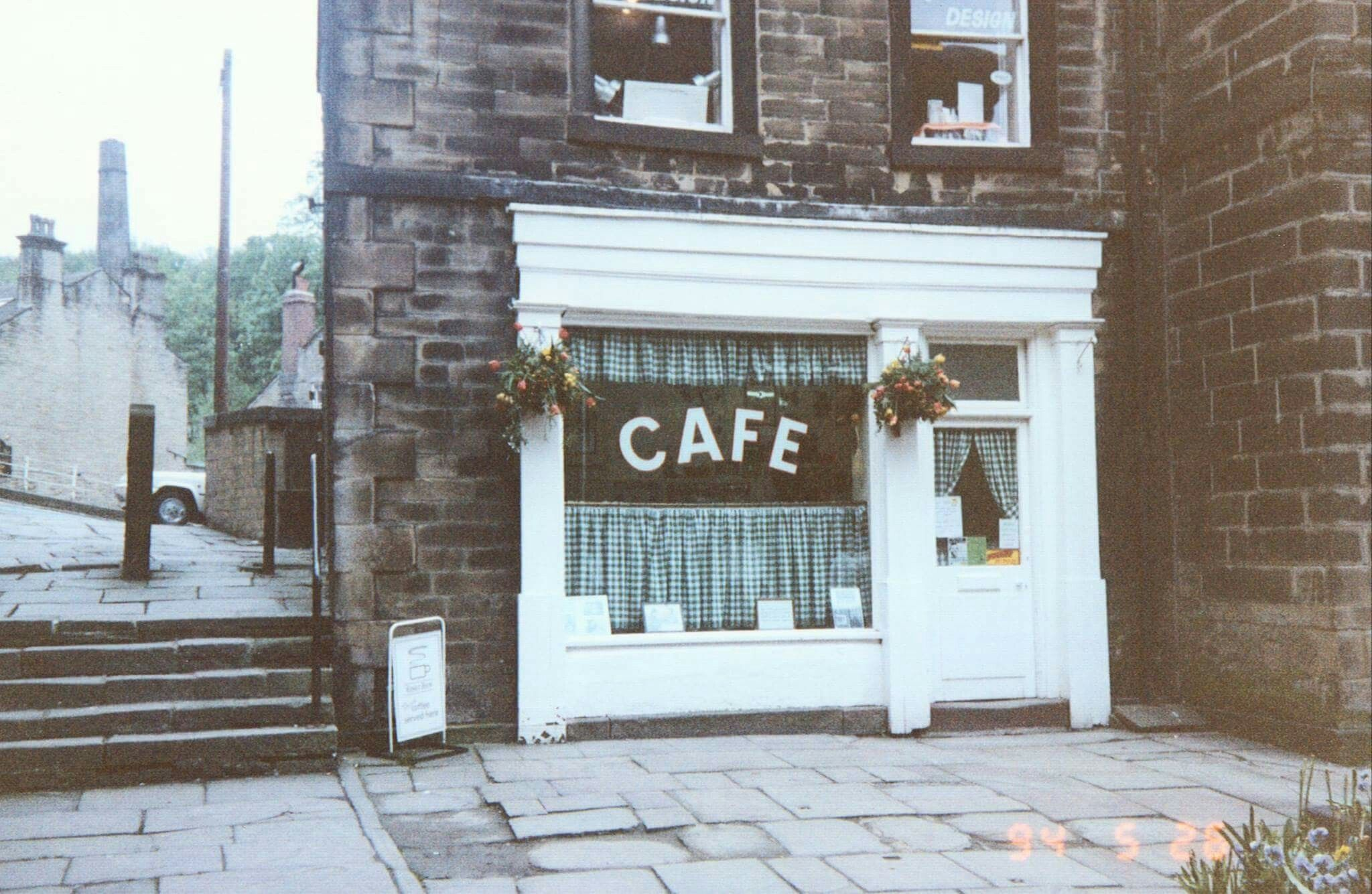 20th august 2017 - as seen on tv. the cafe in last of the summer