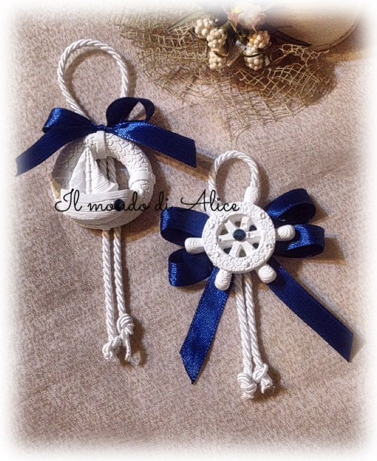 Segnaposto Matrimonio Azzurro : Molletta segnaposto orsetto azzurro