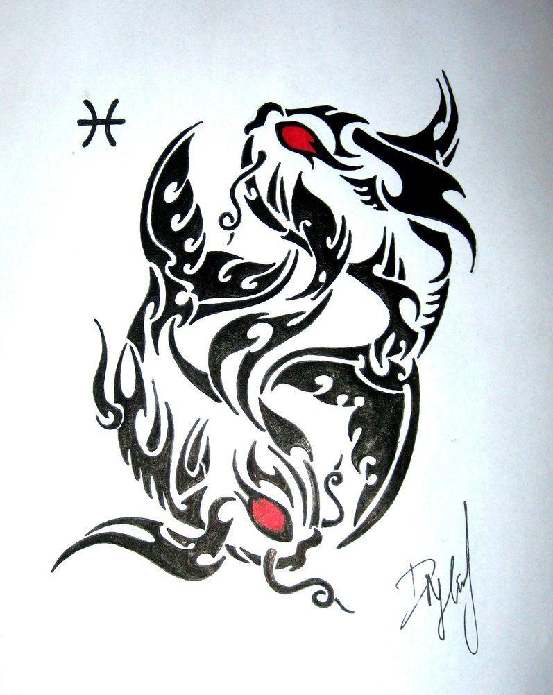 Fotos Del Signo Del Zodiaco Piscis Buscar Con Google Pisces Tattoos Constellation Tattoos Aries Constellation Tattoo