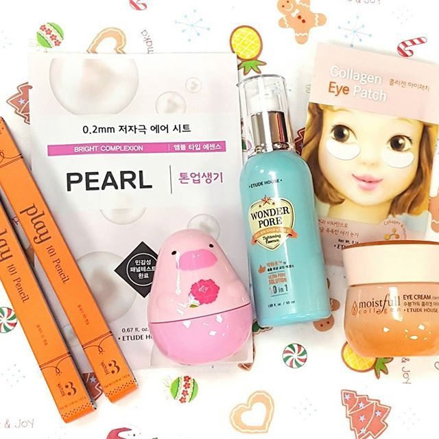 Asian natural beauty products