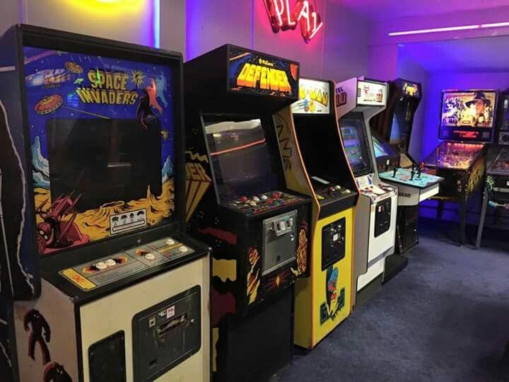 Happidrome Arcade Arcade Vintage Video Games Arcade Video Games