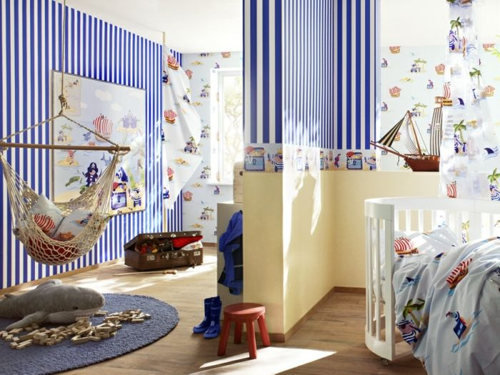 kinderzimmerw nde gestalten lustige wandtapeten spielraum kinderzimmer babyzimmer. Black Bedroom Furniture Sets. Home Design Ideas