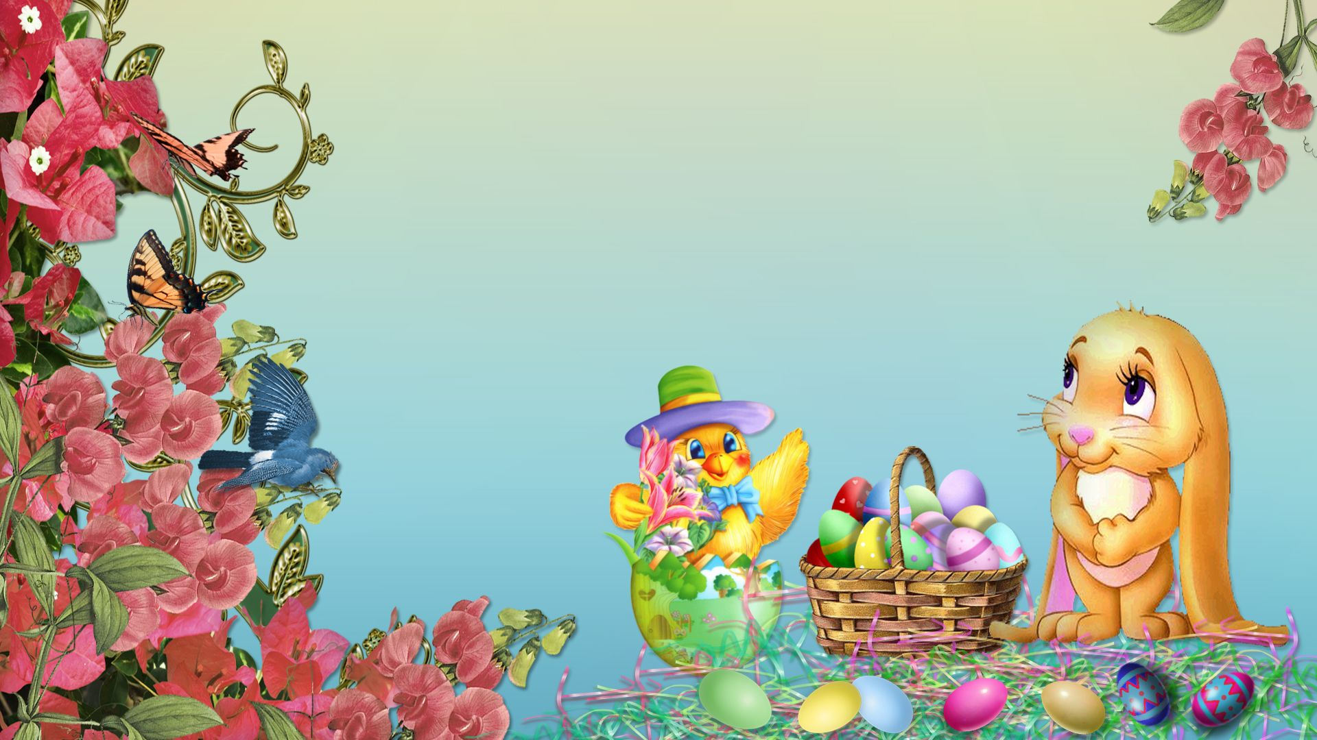 1000 Images About Easter Wallpaper On Pinterest: Easter Wallpapers For Desktop
