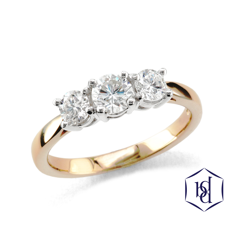 Engagement Rings Galway: Trilogy Classic, 41914, Engagement Rings