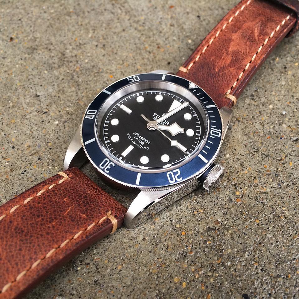 Tudor watch strap