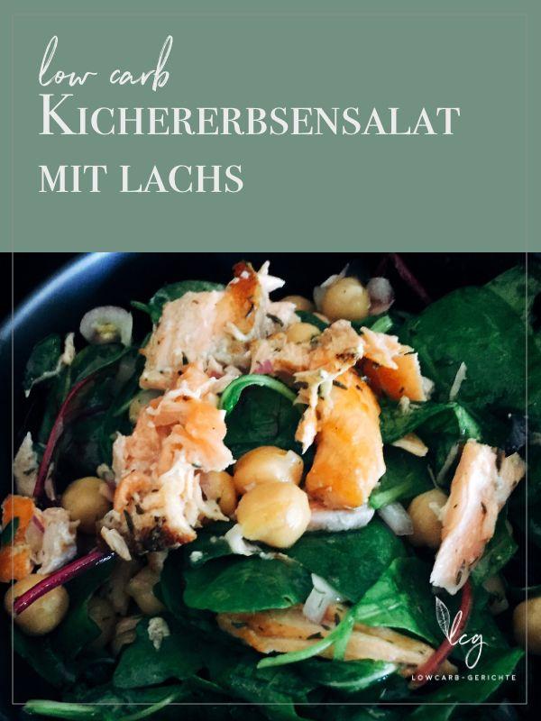 kichererbsensalat mit lachs und oliven leckere kochrezepte pinterest salat essen und low. Black Bedroom Furniture Sets. Home Design Ideas
