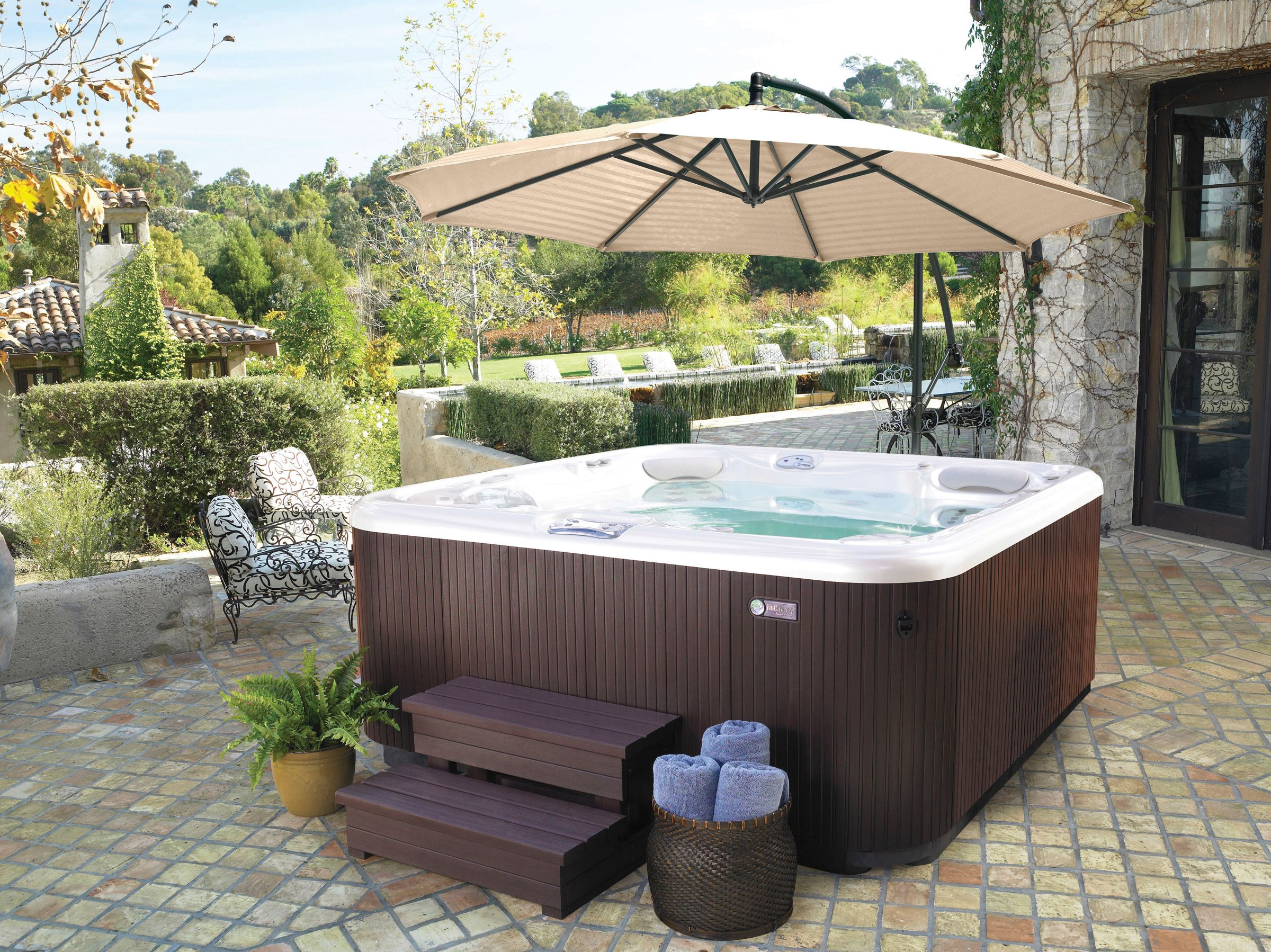 hot spring spas luxury hot tubs