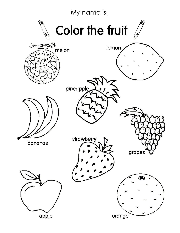 Kids Fun Worksheets To Print In