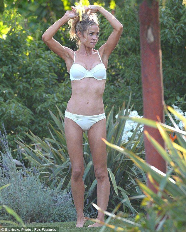 God denise richardson in a bikini damn shes good