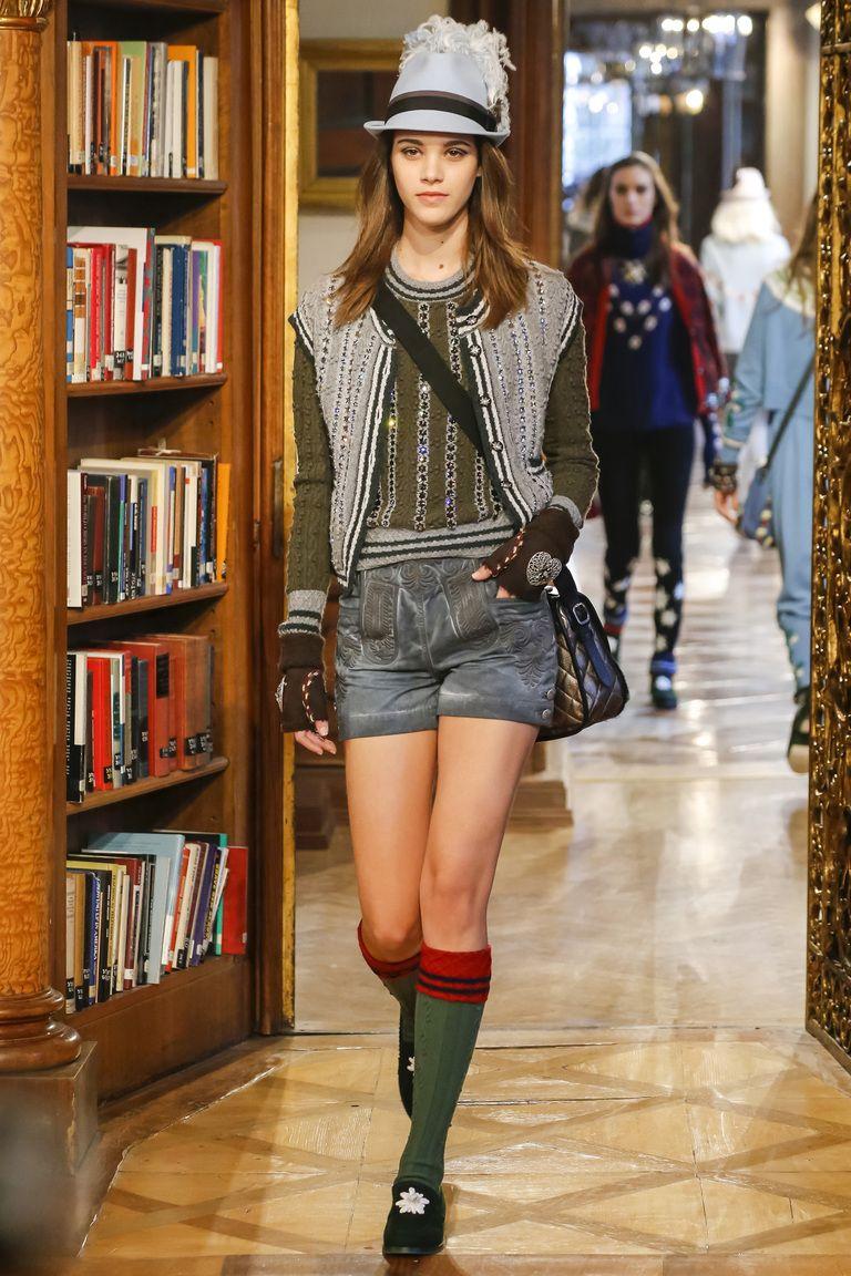Chanel Модные стили, Недели моды и Передовые статьи о моде
