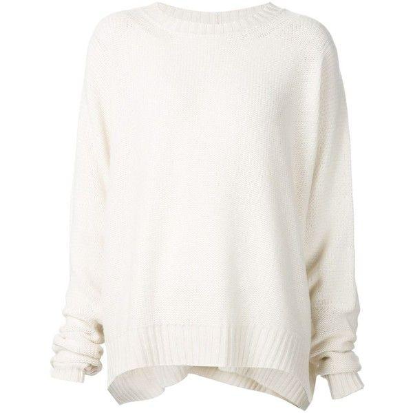 Urban Zen oversized sweater (8.270 BRL) ❤ liked on Polyvore ...