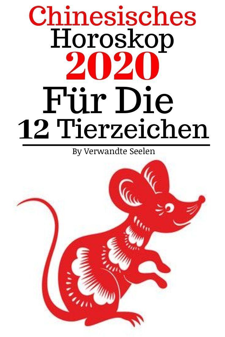 Chinesisches Horoskop 2020 für die 12 Tierzeichen
