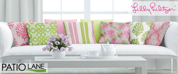 Up To 10 FREE Samples Per Person On Lilly Pulitzer Home Decor Fabrics By  The Yard