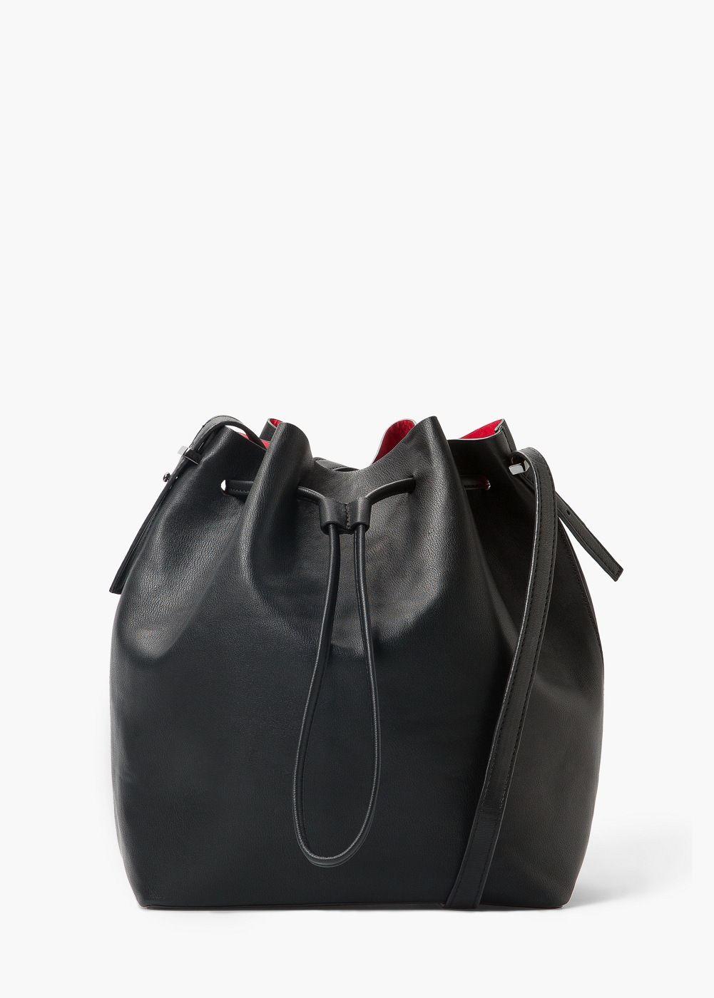 Mango Handtasche - black LCZ5kl