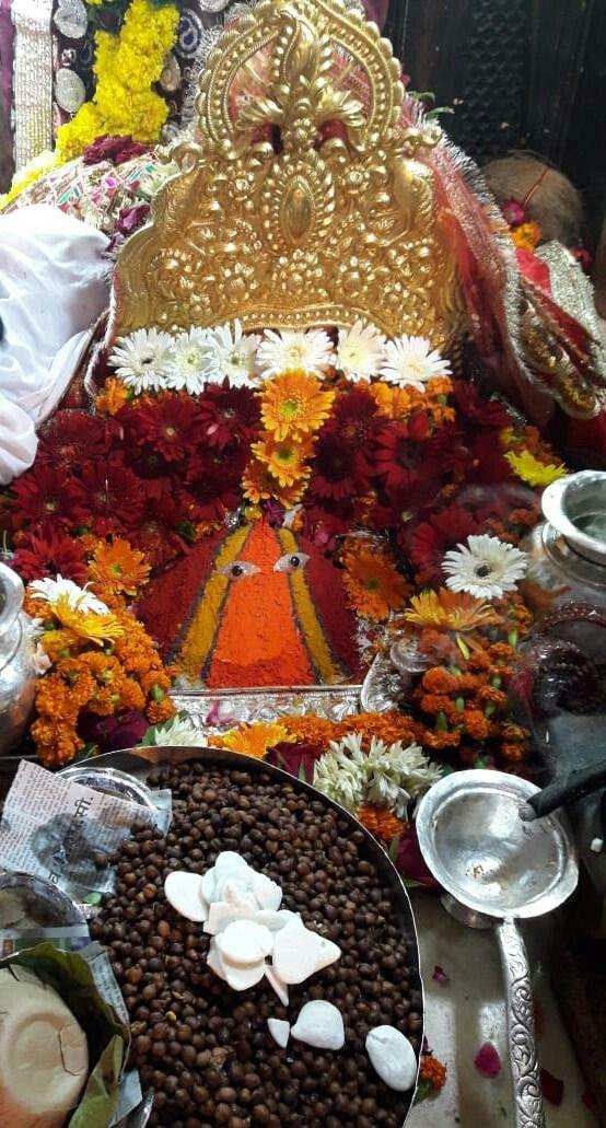 Jai_Maa_Chintpurni Himachal_Pardesh Hindu temple, Hindu