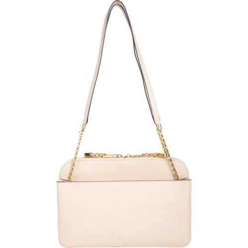 Chloé Lucy Bag in Beige Satin