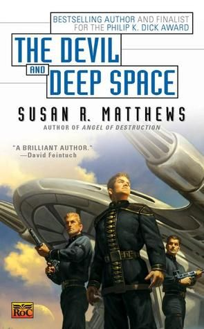 Susan R Matthews - Devil and Deep Space (Jurisdiction)