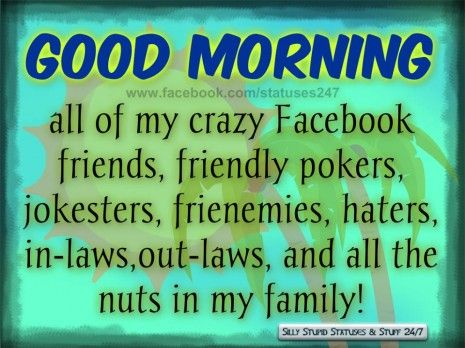 Good Morning Posts For Facebook Good Morning Facebook Have A