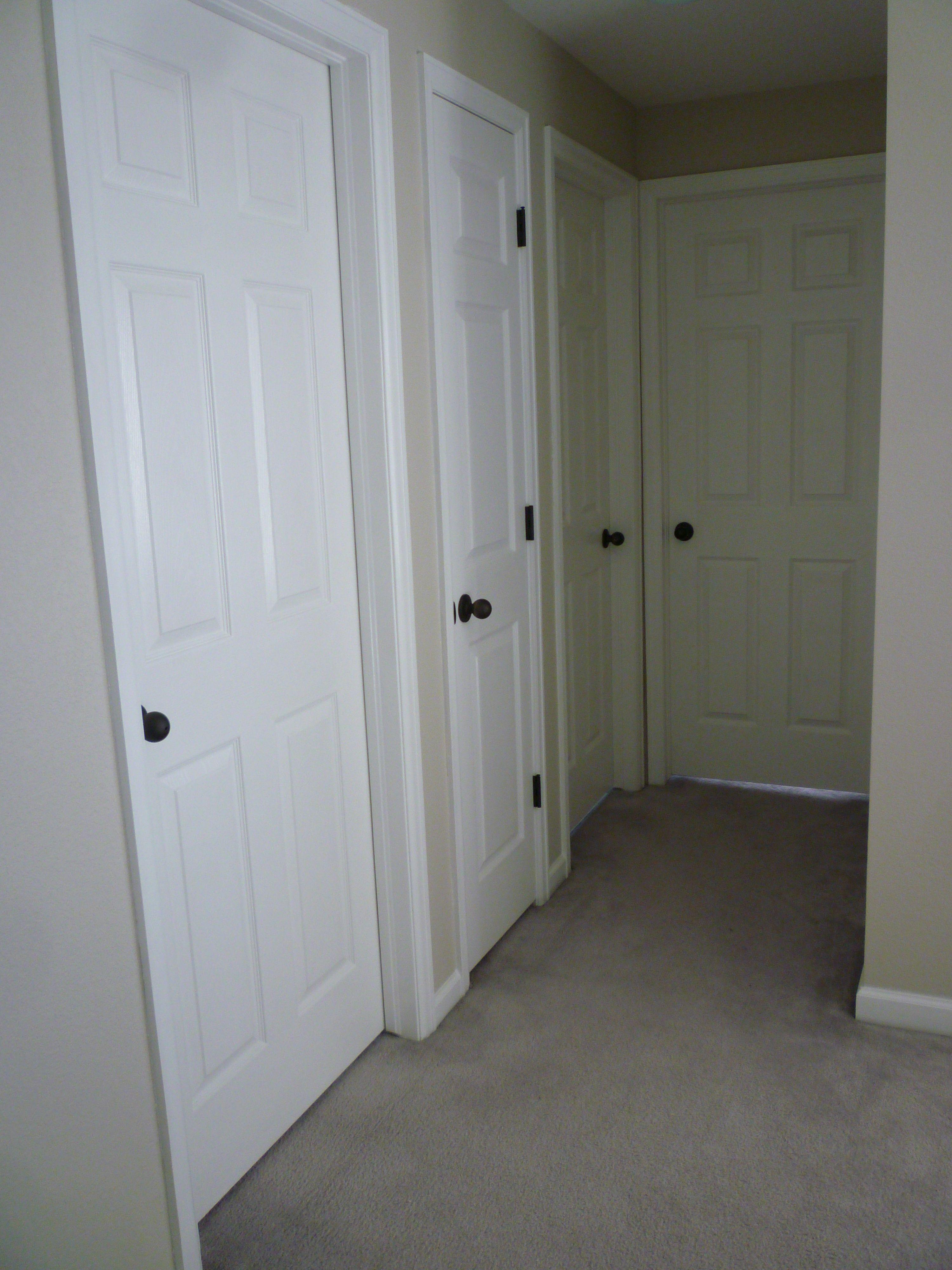 P1070376 Jpg 3 000 4 000 Pixels White Interior Doors Black Interior Doors White Doors
