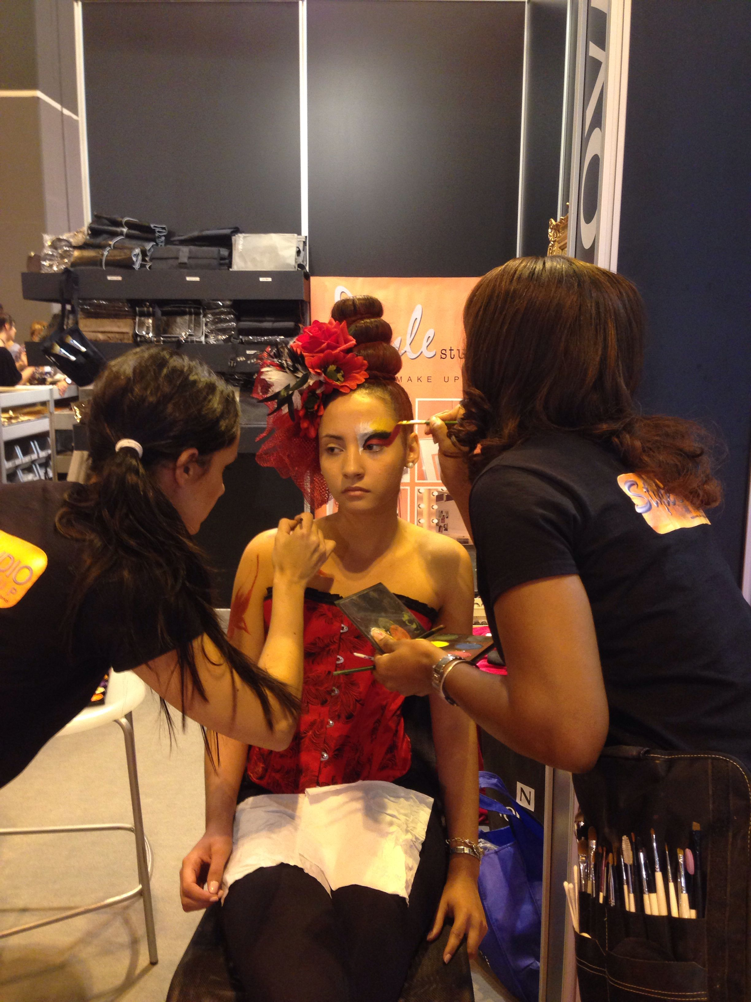 Salon Look Ifema SalÓn Look Ifema 2013 Working Mua Pinterest