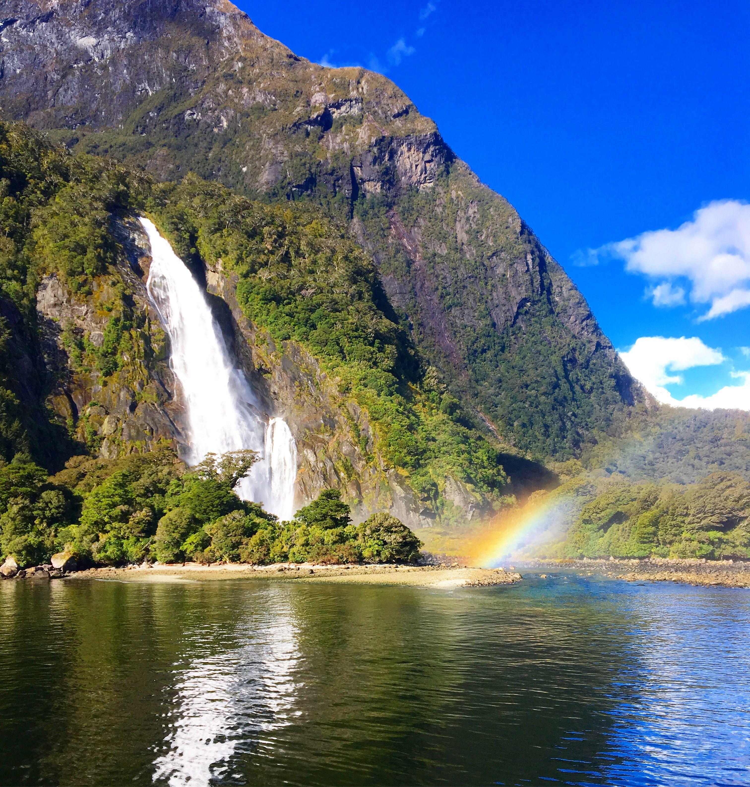 Milford Sound New Zealand Travel inspiration, Milford