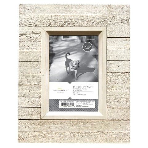 Threshold™ Picture Frame - White 4x6   Gallery Wall Art   Pinterest ...