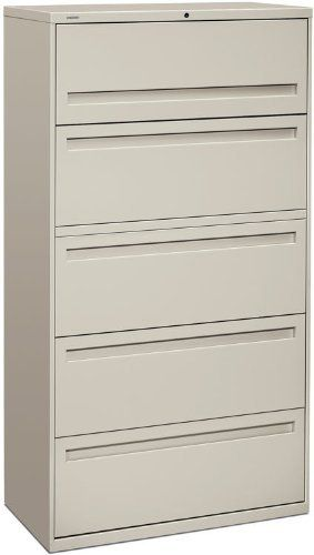 36inw 5 drawer lateral file by hon by hon 1187 00 36inw 5 drawer rh pinterest com