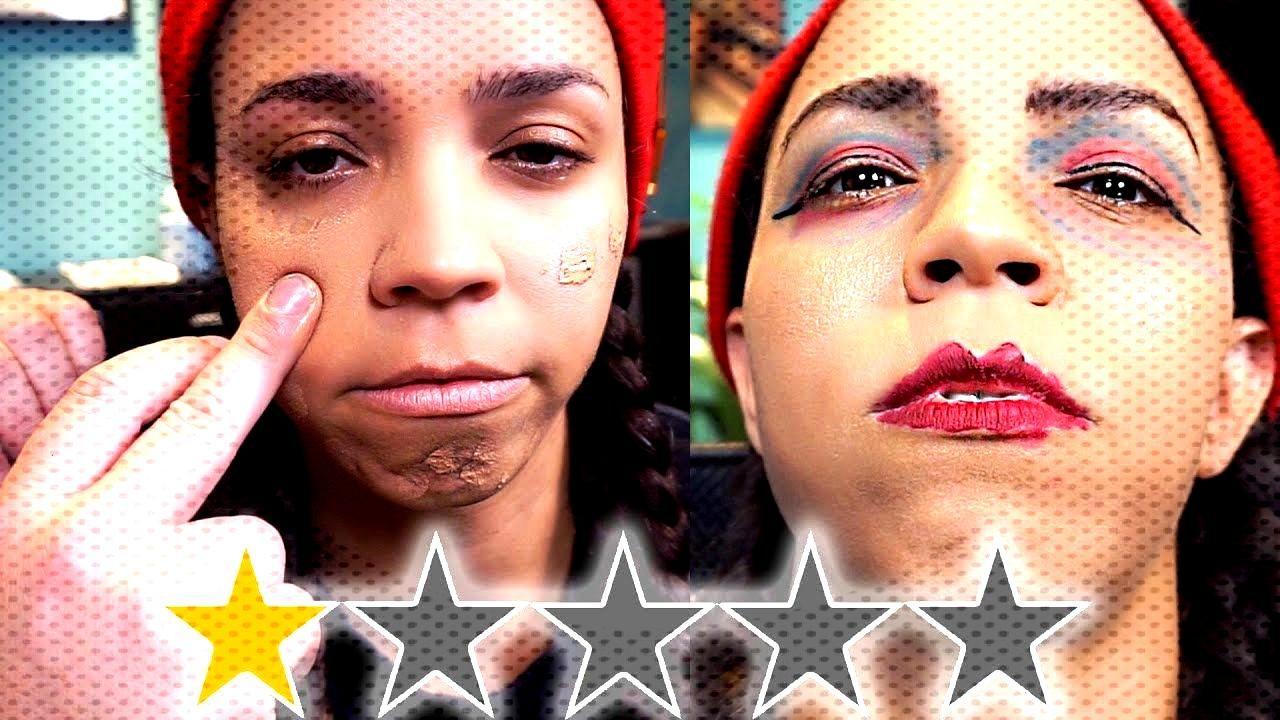 görüntül... Bad makeup, Makeup artist near me, Carnival