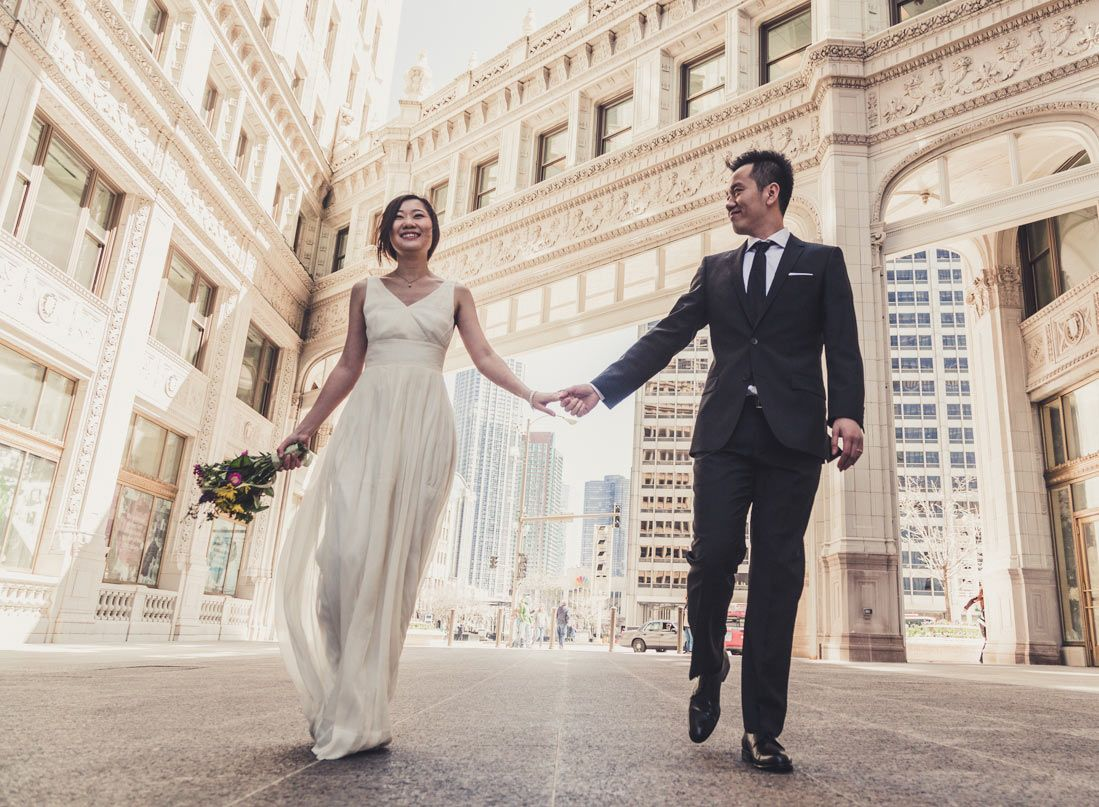 Chicago Courthouse Wedding City Hall 54 Wrigley Building Www Pabstphoto Com Courthouse Wedding Courthouse Wedding Photos Chicago Wedding Venues
