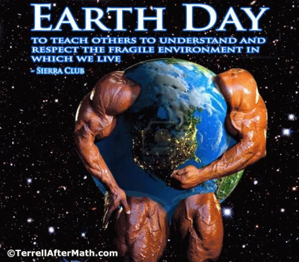 Earth Day - American Thinker